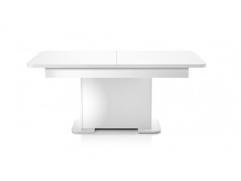 Table L 180 Allonge Bellini Decor Blanc Table But