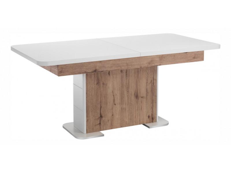 Table L.180 + allonge BELLINI décor...