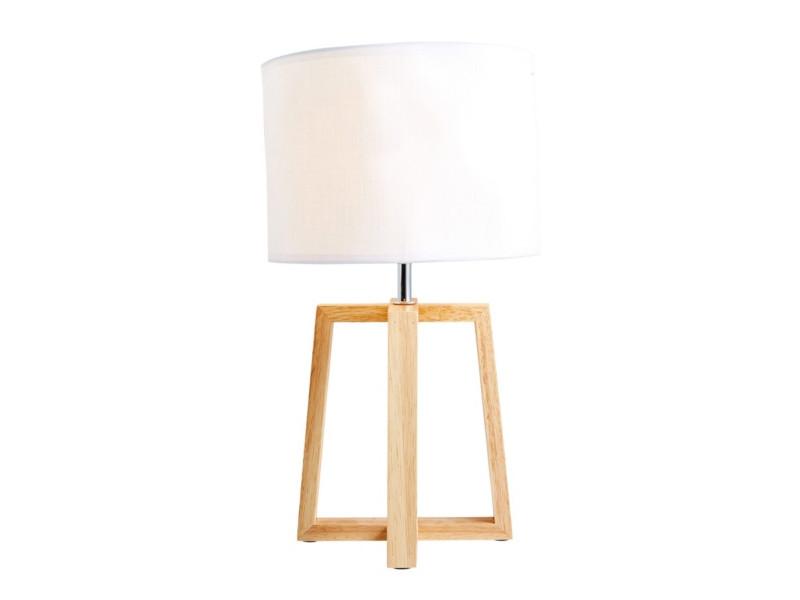 Lampe à poser EVE Blanc